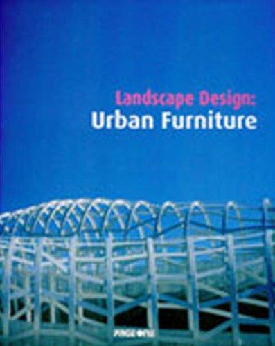 Landscape Design: Urban Furniture: Bridget Vranckx