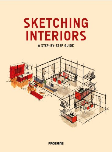 9789812457363: Sketching Interiors: A Step-By-Step Guide