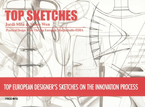 9789812459091: Top Sketches: Practical Design from the Top European Design Studio-edda