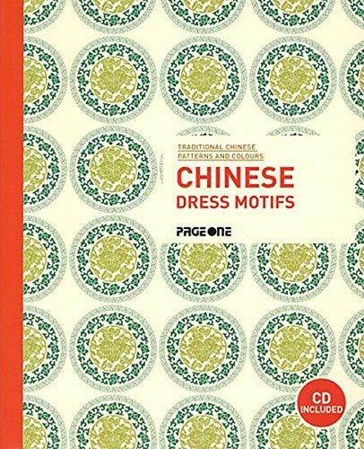 chinese dress motifs ; traditional Chinese patterns: one, Page