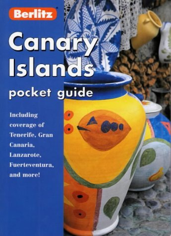9789812460004: Canary Islands (Berlitz Pocket Guides)