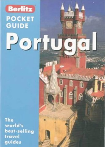 Portugal (Berlitz Pocket Guides) (9812460233) by Tim Page