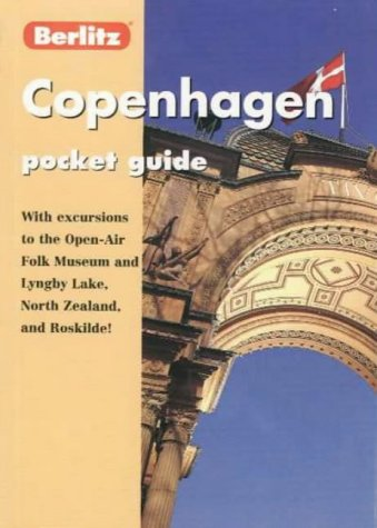 Copenhagen (Berlitz Pocket Guides): Berlitz Guides, Vernon Leonard