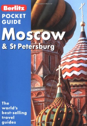 9789812460424: Moscow and St. Petersburg Berlitz Pocket Guide (Berlitz Pocket Guides)