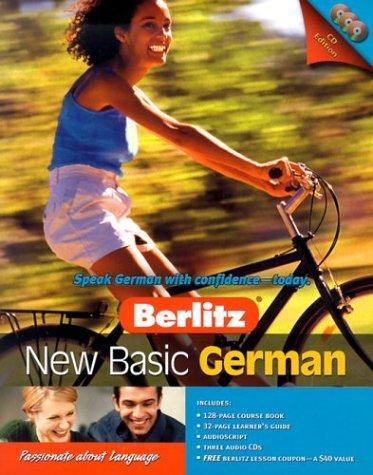 9789812460615: German Berlitz New Basic