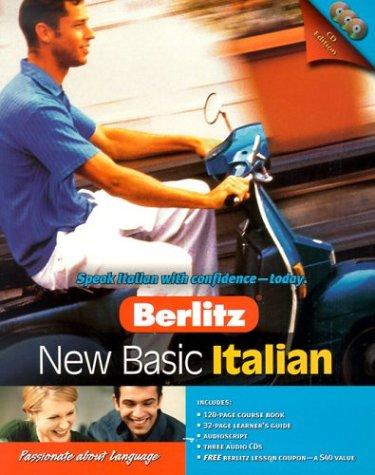 9789812460622: Berlitz New Basic Italian (Italian Edition)