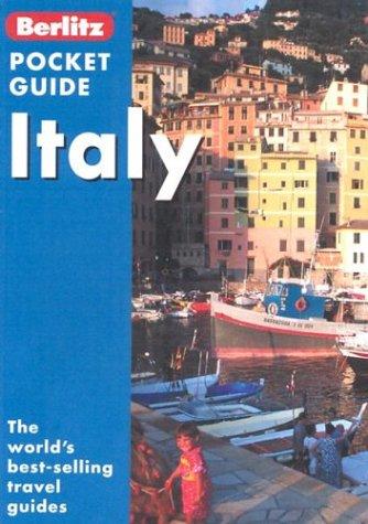 9789812460929: Italy (Berlitz Pocket Guides)