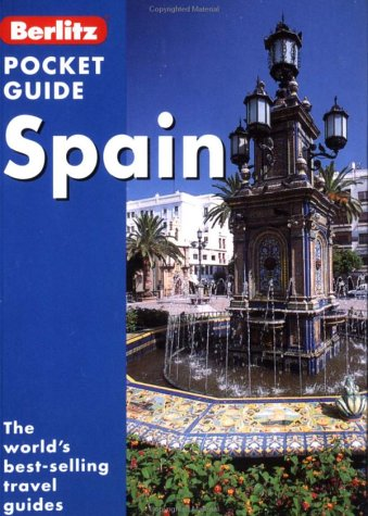9789812460981: Spain (Berlitz Pocket Guides)