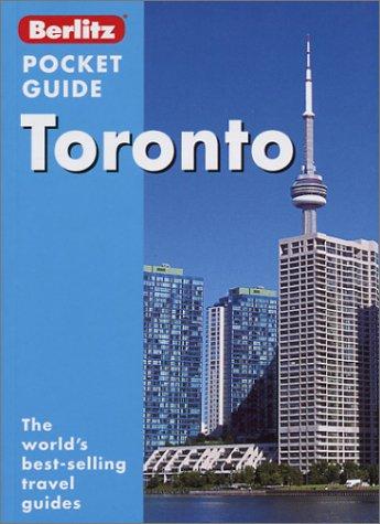 9789812460998: Toronto (Berlitz Pocket Guides)