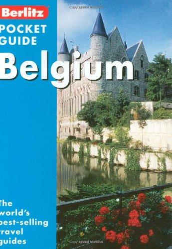 9789812461216: Belgium Berlitz Pocket Guide (Berlitz Pocket Guides)