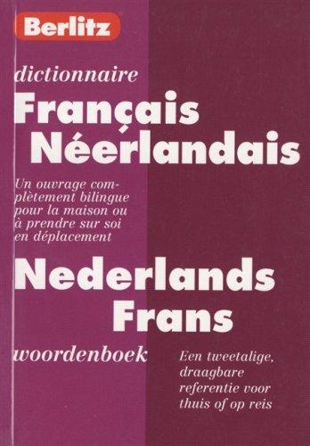 9789812461261: Berlitz Dutch-French, French-Dutch Pocket Dictionary (Berlitz Bilingual Dictionaries)