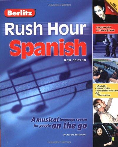 9789812462107: Berlitz Rush Hour Spanish (Spanish Edition)