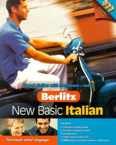9789812462534: Berlitz New Basic Italian (Italian Edition)
