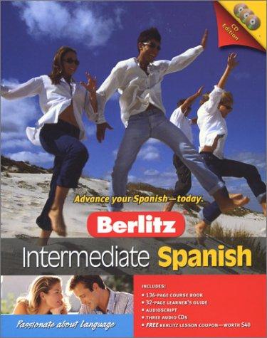 9789812462664: Berlitz Intermediate Spanish (Spanish Edition)