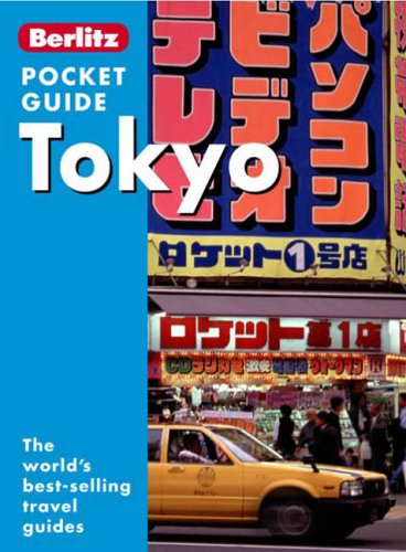 9789812463166: Tokyo Berlitz Pocket Guide (Berlitz Pocket Guides)