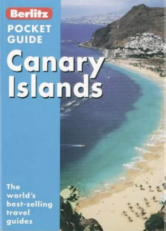Canary Islands Berlitz Pocket Guide (Berlitz Pocket