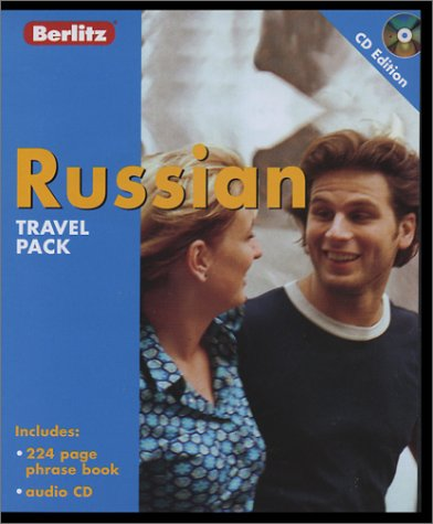 9789812463418: Russian Travel Pack (English and Russian Edition)