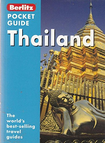 9789812463982: Thailand Berlitz Pocket Guide (Berlitz Pocket Guides)