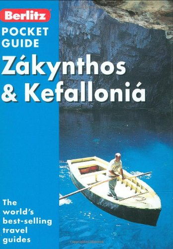 9789812463999: Zakynthos and Kefallonia Berlitz Pocket Guide (Berlitz Pocket Guides)