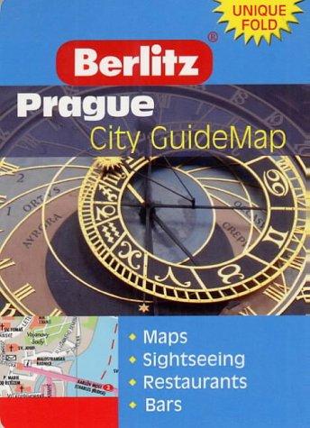Prague Berlitz Guidemap (International City GuideMaps)