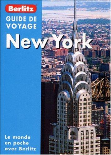 9789812465849: New York Berlitz