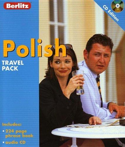 9789812465917: Berlitz Travel Pack Polish