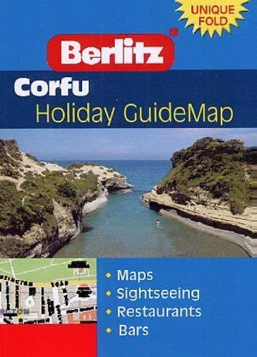 Corfu Berlitz Guidemap (Berlitz Holiday Z Guidemaps)