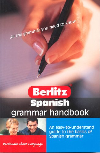 9789812466136: Spanish Grammar Handbook (Handbooks)