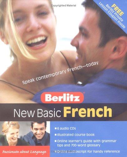 9789812466563: Berlitz New Basic French (French Edition)