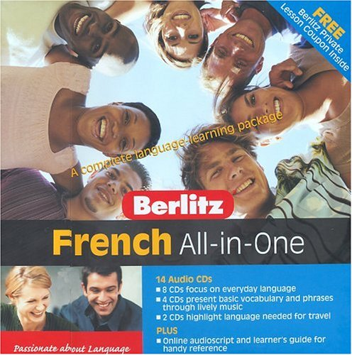 9789812466730: All-In-One French (Berlitz Self Study)