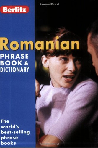 9789812467201: Berlitz Romanian Phrase Book & Dictionary (Berlitz Phrase Book & Dictionary: Vietnamese)
