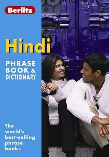 Berlitz: Hindi Phrase Book & Dictionary (Berlitz Phrasebooks) by
