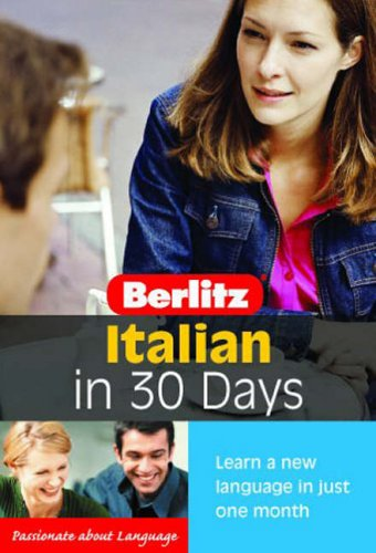 9789812467355: Italian Berlitz in 30 Days