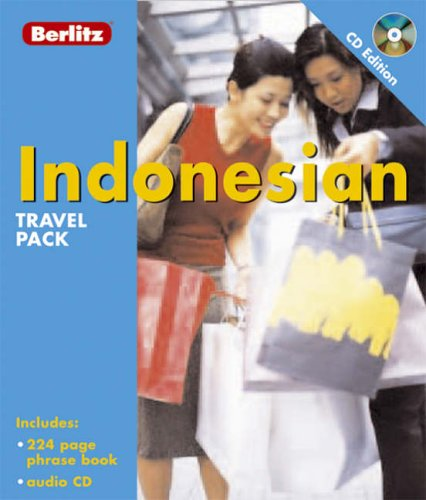 9789812467584: Indonesian Berlitz CD Travel Pack (Berlitz Travel Pack)