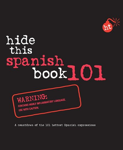 9789812467614: Hide This Spanish Book 101 (Hide This Book 101)