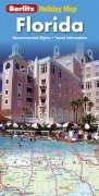 Berlitz Holiday Map: Florida (Berlitz Holiday Maps): APA Publications Limited