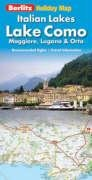 9789812468437: Lake Como Berlitz Holiday Map (Berlitz Holiday Maps)