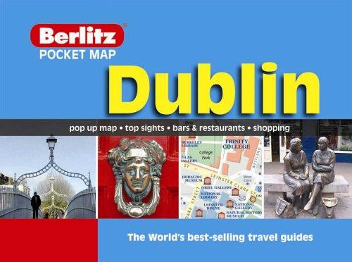9789812469014: Dublin Berlitz Pocket MapGuide