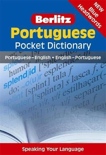 9789812469441: Berlitz: Portuguese Pocket Dictionary: Portuguese-English : English-Portuguese (Berlitz Pocket Dictionary)