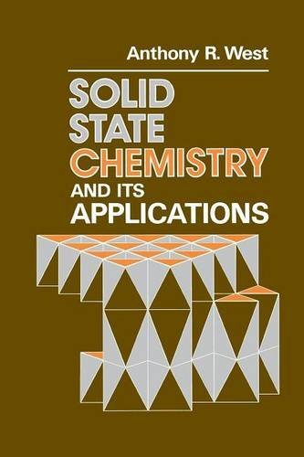 9789812530035: Solid State Chemistry and Its Applications