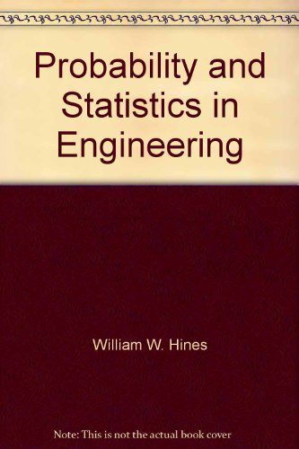 9789812530219: Probability and Statistics in Engineering