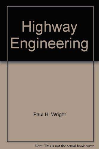 9789812530837: Highway Engineering