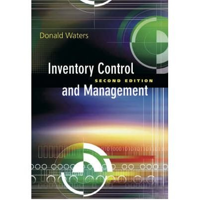 9789812531223: Inventory Control and Management