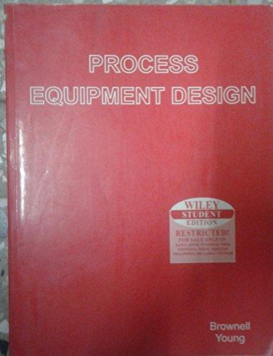 9789812531247: Process Equipment Design - Vessel Design