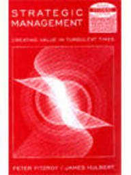 9789812531629: Strategic Management: Creating Value in Turbulent Times