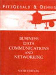 9789812531834: Business Data Communications and Networking