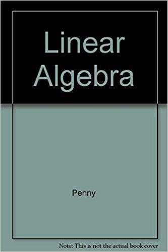 9789812532404: Linear Algebra
