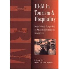 9789812542694: HRM in Tourism and Hospitality