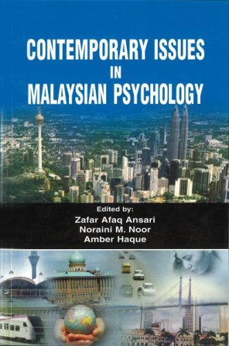 Contemporary Issues in Malaysian Psychology: Zafar Afaq Ansari