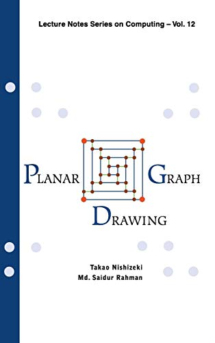 9789812560339: Planar graph drawing (Lecture Notes Series on Computing)